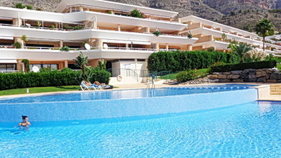 Ref:A4022 Apartment For Sale in Altea