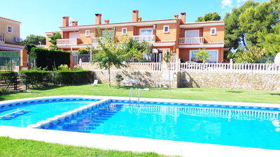 Ref:T4203 Townhouse For Sale in Alfaz del Pi