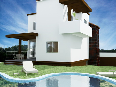Ref:V4027 Villa For Sale in La Nucia