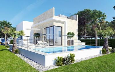 Ref:V4028 Villa For Sale in Finestrat