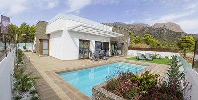 Ref:V4031 Villa For Sale in Polop