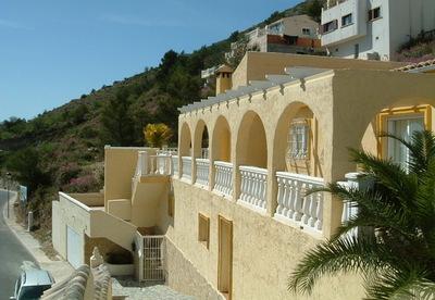 Ref:V590 Villa For Sale in Callosa D'en Sarria