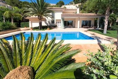 Ref:A3898 Villa For Sale in Altea la Vella