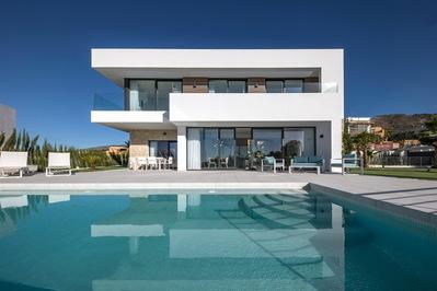 Ref:V3965 Villa For Sale in Finestrat