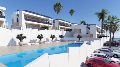 Ref:A4061 Apartment For Sale in Finestrat