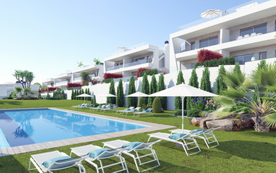 Ref:A4062 Apartment For Sale in Finestrat