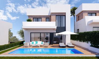 Ref:V4064 Villa For Sale in Finestrat