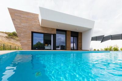 Ref:V4065 Villa For Sale in Finestrat