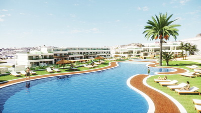 Ref:A4073 Apartment For Sale in Finestrat