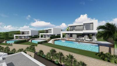 Ref:V4075 Villa For Sale in Finestrat