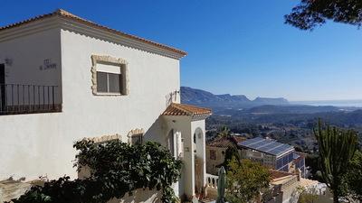 Ref:V3975 Villa For Sale in La Nucia