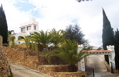 Ref:V2048 Villa For Sale in Alfaz del Pi