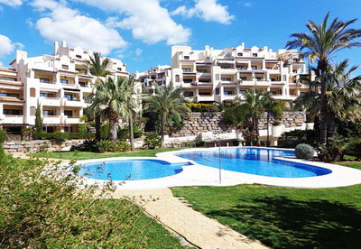 Ref:A4067RS Apartment For Sale in Altea