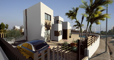 Ref:V4079 Villa For Sale in Polop