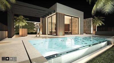 Ref:V4080 Villa For Sale in Polop