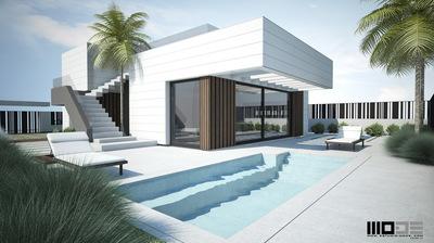 Ref:V4082 Villa For Sale in Polop