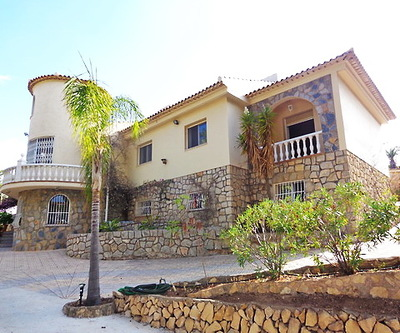 Ref:V3484AG Villa For Sale in Alfaz del Pi