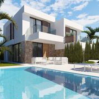 Ref:V4087 Villa For Sale in Finestrat