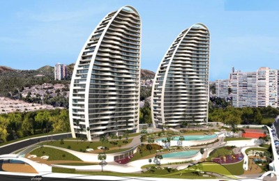 Ref:A4092 Apartment For Sale in Benidorm