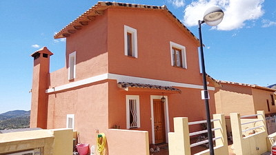 Ref:V4094 Villa For Sale in Relleu