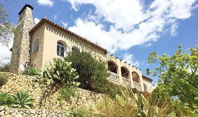 Ref:V4102 Villa For Sale in Bolulla