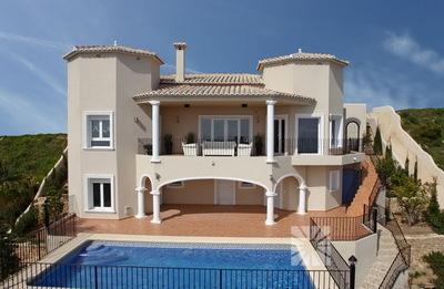 Ref:V4109 Villa For Sale in Benitachell