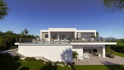 Ref:V4110 Villa For Sale in Benitachell