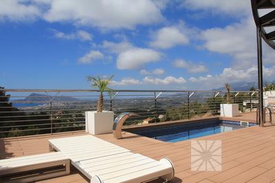 Ref:V4114 Villa For Sale in Altea