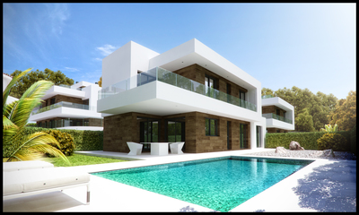 Ref:V4118 Villa For Sale in Albir
