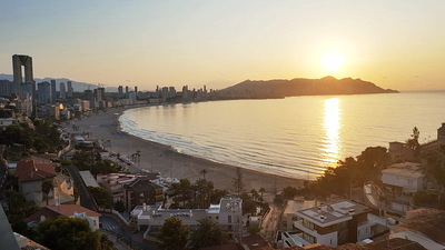 Ref:A4120 Apartment For Sale in Benidorm
