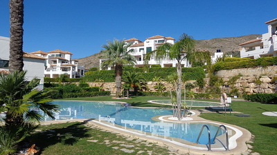 Ref:A4129 Apartment For Sale in Finestrat