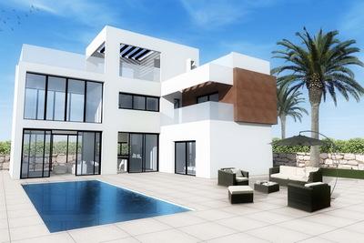 Ref:V4131 Villa For Sale in Finestrat