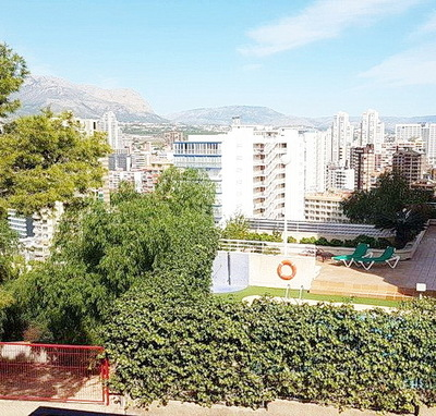 Ref:A4141Z Apartment For Sale in Benidorm