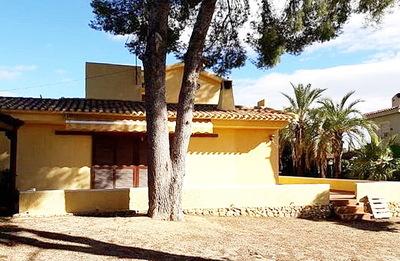 Ref:V4122JP Villa For Sale in La Nucia
