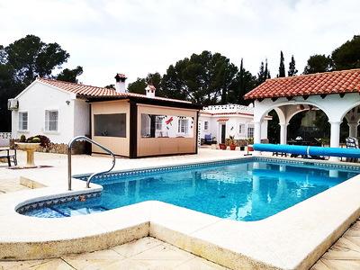 Ref:V4154 Villa For Sale in Alfaz del Pi