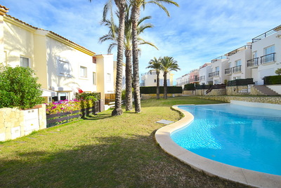 Ref:T4161E Townhouse For Sale in Albir