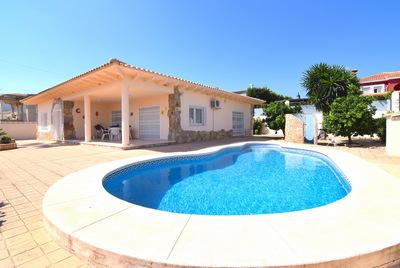 Ref:V4171E Villa For Sale in Alfaz del Pi