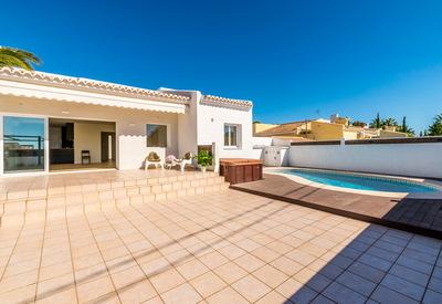 Ref:V4159E Villa For Sale in Alfaz del Pi