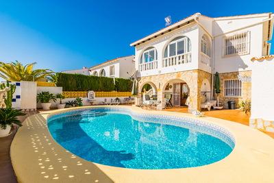 Ref:V4167E Villa For Sale in Alfaz del Pi