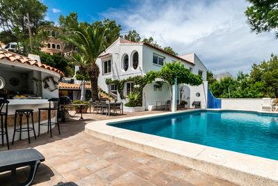 Ref:V4190E Villa For Sale in Alfaz del Pi
