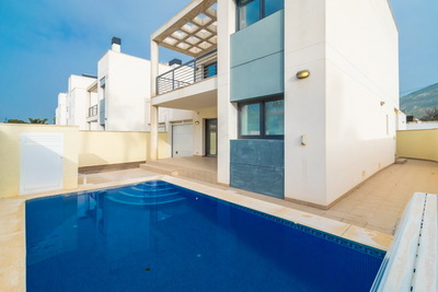 Ref:V4193E Villa For Sale in Albir