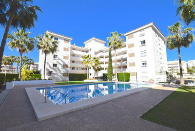 Ref:A4195E Apartment For Sale in Albir