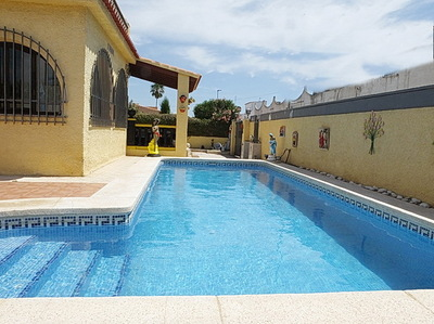 Ref:V4197 Villa For Sale in Alfaz del Pi