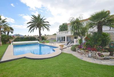 Ref:V4199E Villa For Sale in Alfaz del Pi