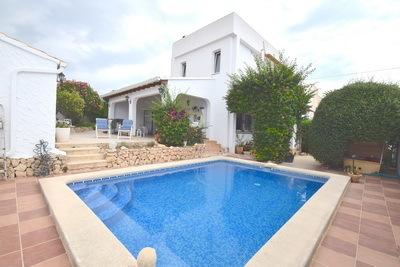Ref:V4201E Villa For Sale in Alfaz del Pi