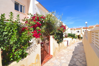 Ref:T4211E Townhouse For Sale in Albir