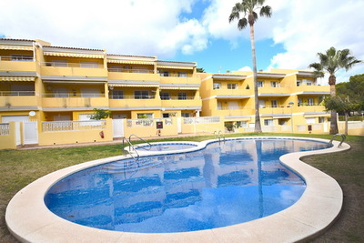 Ref:A4212E Apartment For Sale in Albir