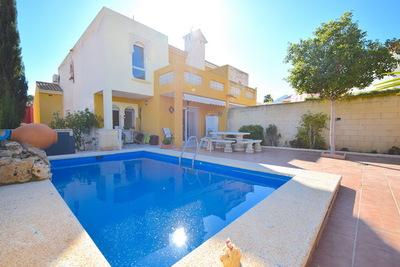 Ref:V4214E Villa For Sale in Alfaz del Pi