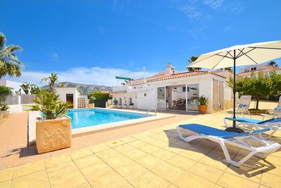 Ref:V4168E Villa For Sale in Alfaz del Pi