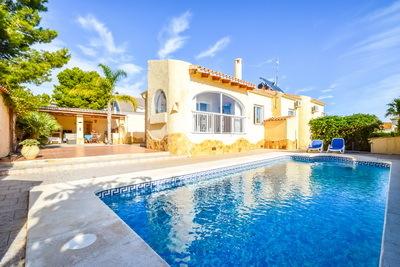 Ref:V4189E Villa For Sale in La Nucia